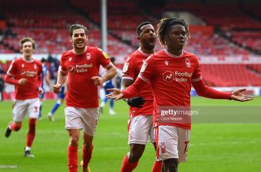 Nottingham Forest 1-0 Blackburn Rovers: Mighten's first half strike gets Forest back to winning ways