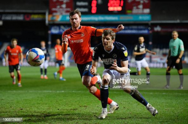 Luton Town 1-1 Millwall: George Evans rescues the Lions