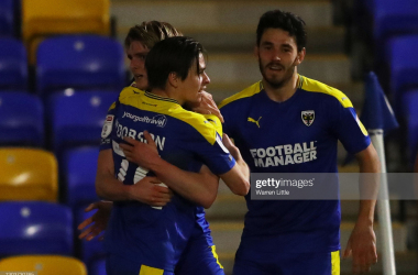 AFC Wimbledon 1-0 Gillingham: A late Rudoni wonder strike snatchesit at thedeath