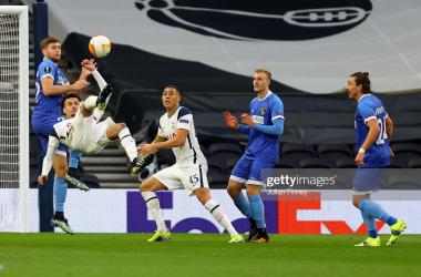 As it happened: Tottenham Hotspur 4-0 Wolfsberger AC in Europa League