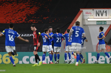 AFC Bournemouth 1-2 Cardiff City: Bluebirds leapfrog Cherries into sixth-place with win at Vitality