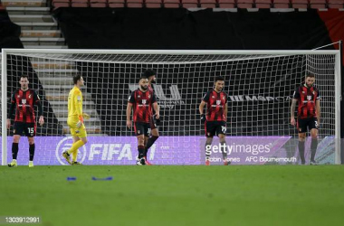 (Photo by Robin Jones - AFC Bournemouth/AFC Bournemouth via Getty Images)