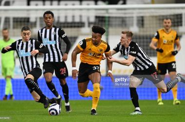 As it happened: Newcastle United 1-1 Wolverhampton Wanderers in the Premier League
