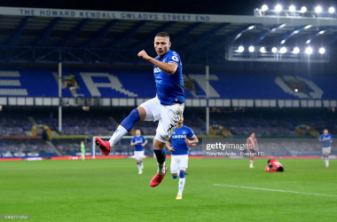 Photo by Tony McArdle/Everton FC via Getty Images