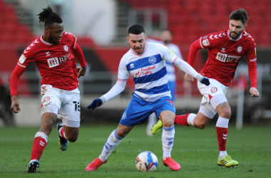 Summary and highlights of Queen Park Rangers 1-2 Bristol City in the Championship