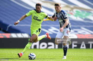 As it happened: West Bromwich Albion 0-0 Newcastle United in the Premier League
