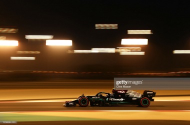 Bottas finishes top as day two of testing closes out - F1 Testing 2021