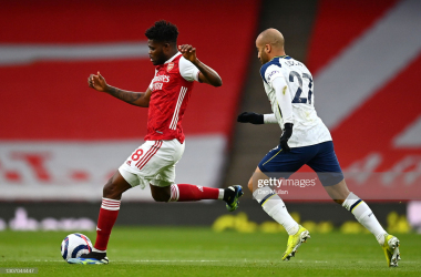 As it happened: Arsenal 2-1 Tottenham Hotspur in Premier League