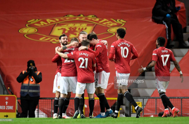 Manchester United 1-0 West Ham United: Dawson own-goal takes United back to second in league