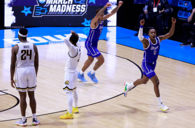 2021 NCAA Tournament First Four: Drake edges Wichita State in thriller