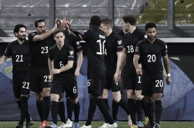 Goals and Highlights: Iceland 0-4 Germany for World Cup 2022 Qualification