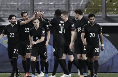 Gols e melhores momentos de Islândia 0 x 4 Alemanha pelas Eliminatórias Europeias