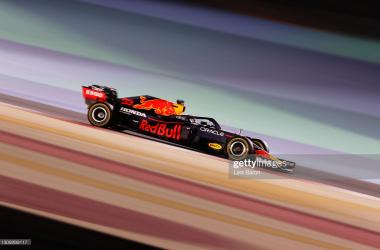 Red Bull finish top again, as Raikkonen finds the wall - Bahrain FP2 2021