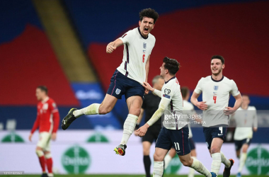 England 2-1 Poland: Maguire scores late winner to spare Stones's blushes