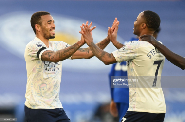 As it happened: Leicester City 0-2 Manchester City in the Premier League
