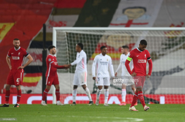 The Warm Down: Reds fail to overturn Madrid deficit