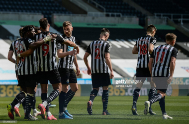 (Photo by Serena Taylor/Newcastle United via Getty Images)