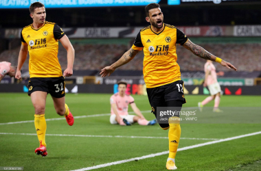 Photo by Jack Thomas - WWFC/Wolves via Getty Images)
