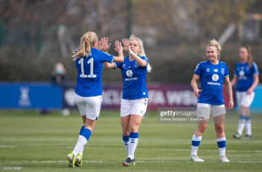 Photo by Emma Simpson - Everton FC/Everton FC via Getty Images