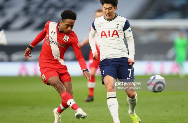 Kyle Walker-Peters: The one that got away