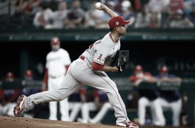 José Quintana cayó este martes ante los Rangers de Texas Foto: Getty Images