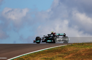 Valtteri Bottas takes the top spot, as Aston Martin struggle - Portuguese GP FP1 Report