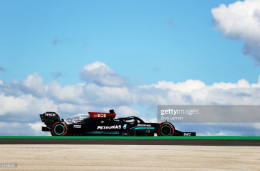 Mercedes Make Top 3 in Practice 2 Alongside Max Verstappen - Portuguese GP FP2 Report