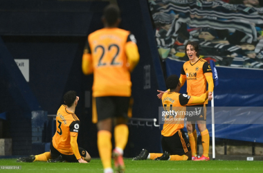 Silva Shines as Wolves and West Brom share the points