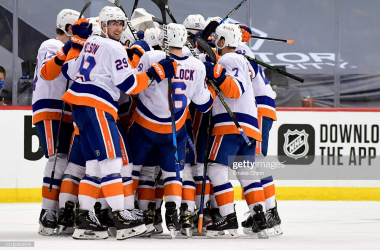2021 Stanley Cup playoffs: Palmieri leads Islanders over Penguins in overtime