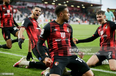 Photo by Robin Jones - AFC Bournemouth/AFC Bournemouth via Getty Images