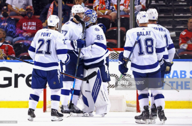 2021 Stanley Cup playoffs: Lightning take command after Game 2 victory over Panthers