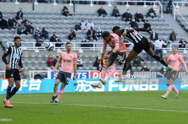 Newcastle United 1-0 Sheffield United: Six straight goals for Willock as he heads Newcastle to victory