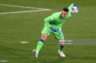 Photo by Alessandro Sabattini/Getty Images for Lega Serie A