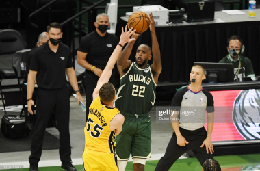 2021 NBA Playoffs: Bucks edge Heat in Game 1 OT thriller