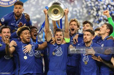 (Photo by Alexander Hassenstein - UEFA/UEFA via Getty Images)