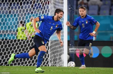 Italy 3-0 Switzerland: Player Ratings