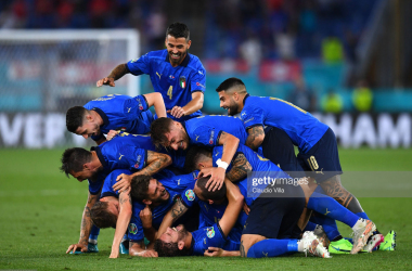 Italy 3-0 Switzerland: Italians secure qualification after comfortable victory in Rome