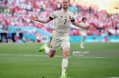 The Warmdown: De Bruyne inspires Belgium to comeback win over Denmark