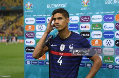 Photo courtesy of Alex Caparros - UEFA. Getty Images