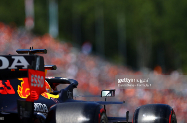 2021 Austrian GP FP3 - Verstappen goes fastest in the final session before qualifying