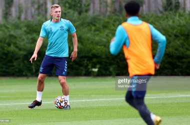 Photo by Matt Watson/Southampton FC via Getty Images