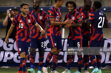 2021 CONCACAF Gold Cup: Martinique 1-6 USA: Stars and Stripes blast Les Matinino