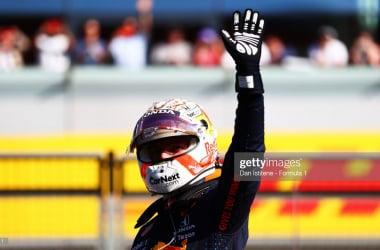 British GP Sprint Race 2021 - Verstappen takes pole as Perez hits trouble