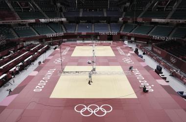 Dia 1: Judô - Takato (Japão) e Krasniqi (Kosovo) garantem medalha