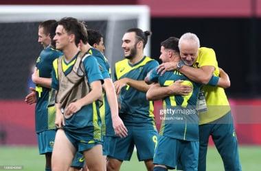 Tokyo 2020: Argentina 0-2 Australia: Olyroos stun 10-man Albicelestes