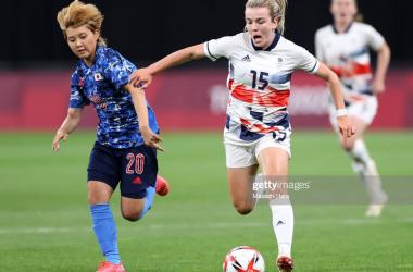 Japan vs Great Britain Live Score Updates (0-1)