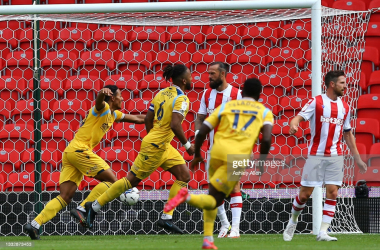 The Warmdown: Reading denied point on opening day by late Stoke goal