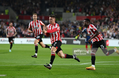 Brentford 2-0 Arsenal: Bees too hot to handle for Gunners' defence