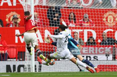 Manchester United 5-1 Leeds United: Fernandes hat-trick secures emphatic win