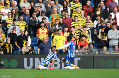 Analysis: Brighton's laudable start continues as Watford are foiled